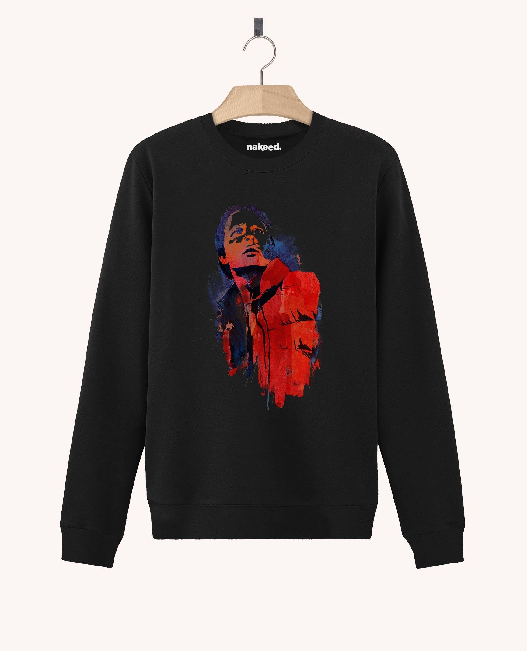 Sweatshirt Marty McFly
