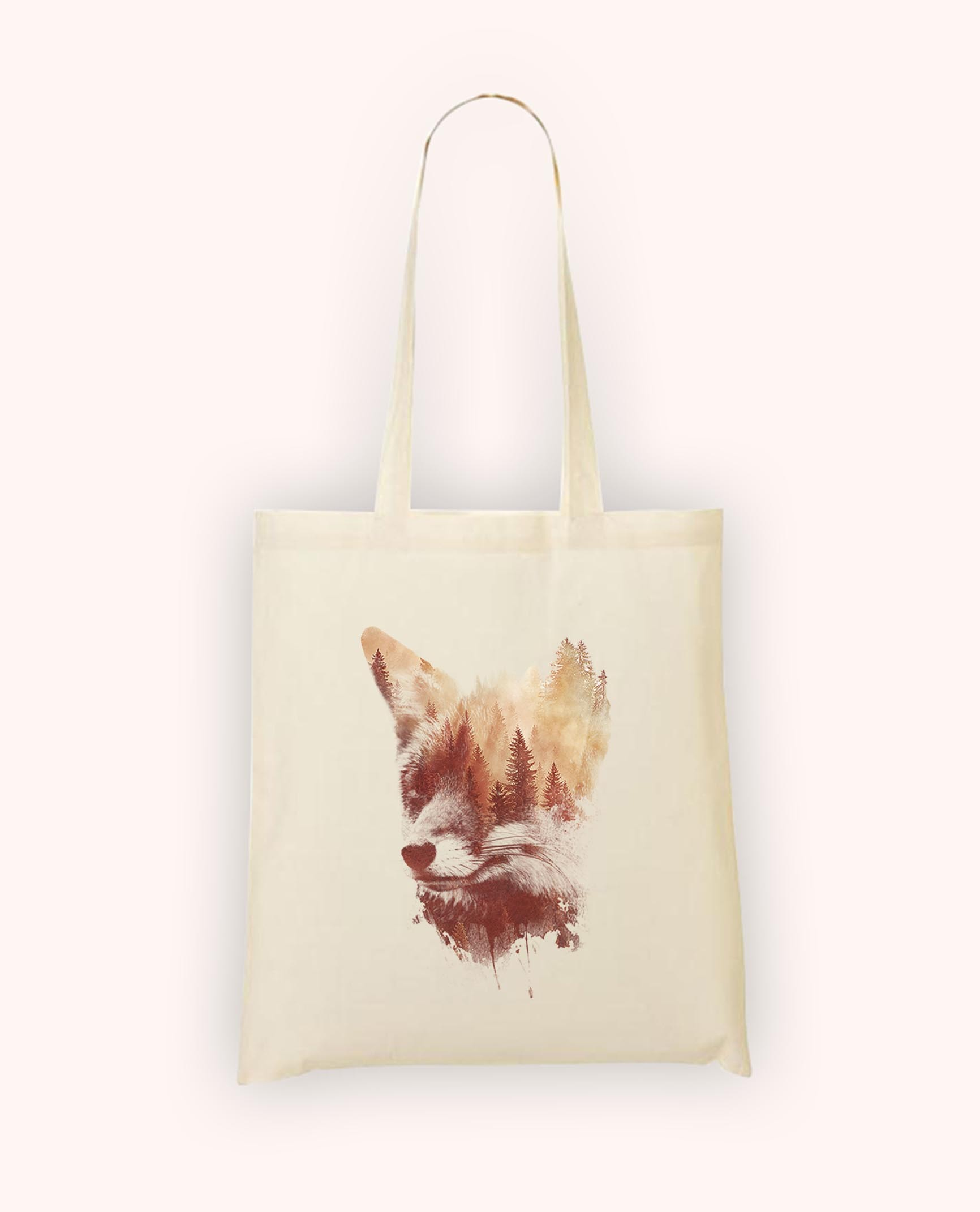 Totebag Blind Fox
