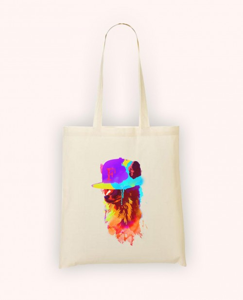 Totebag Foxeys Favorite