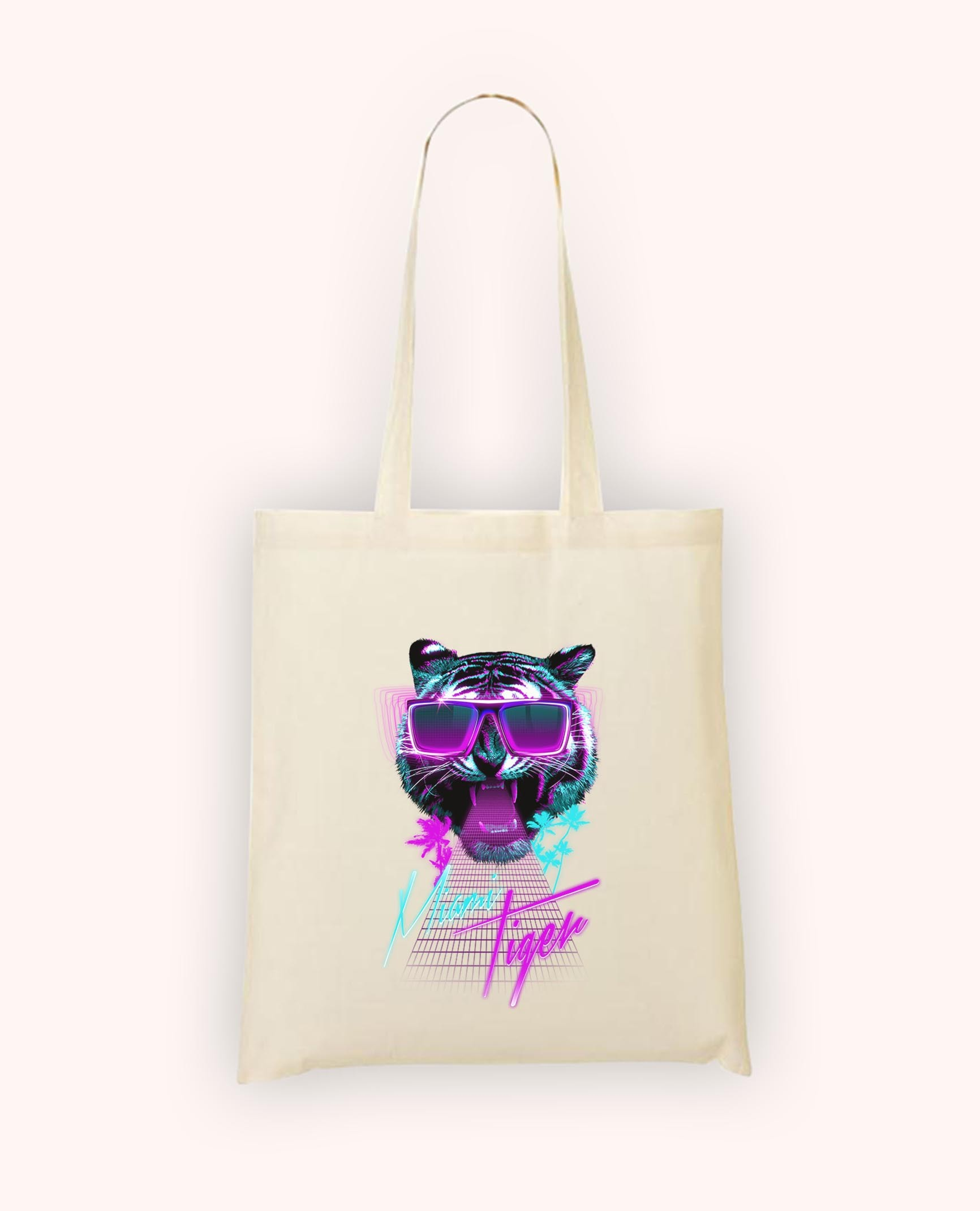 Totebag Miami Tiger