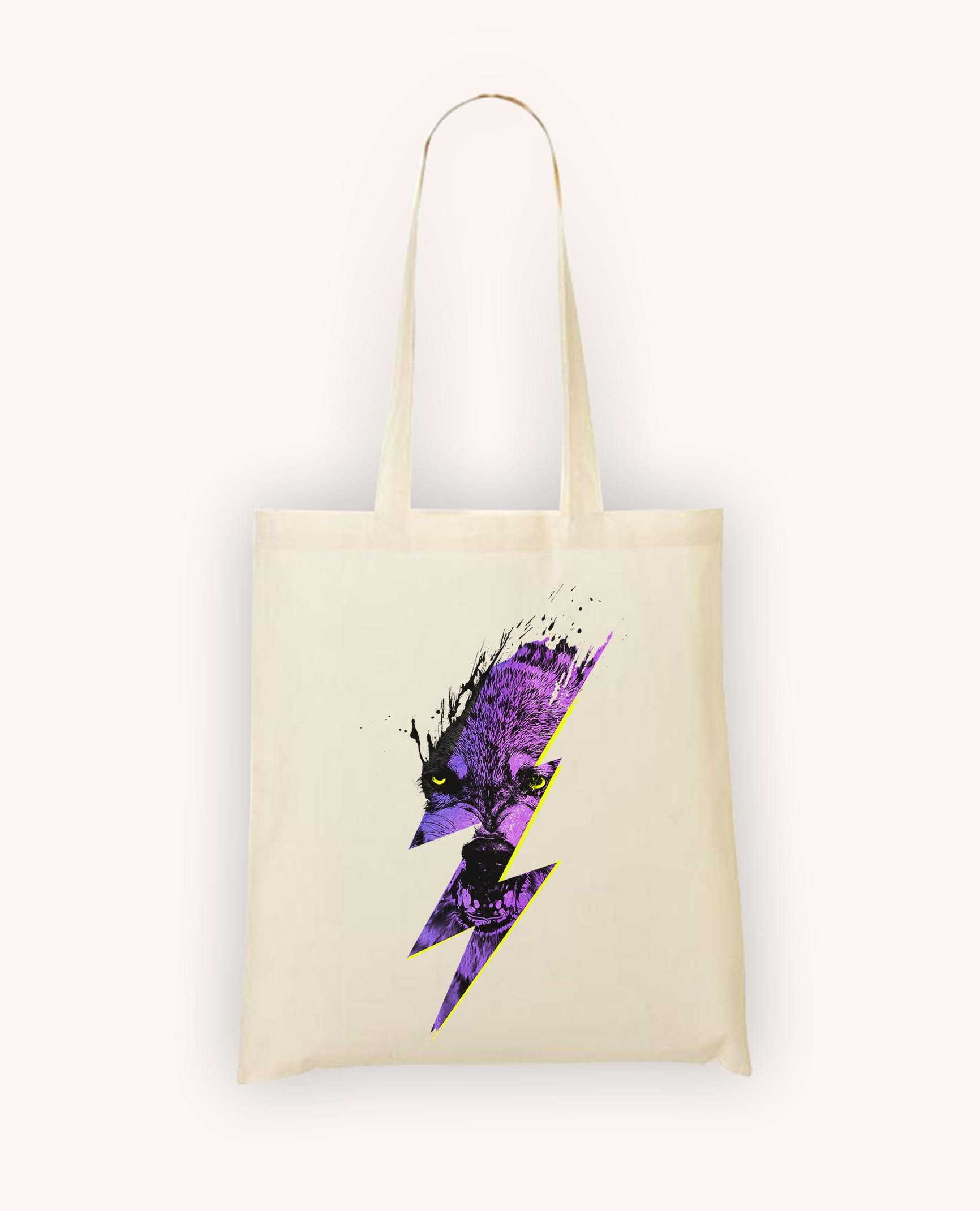 Totebag Thunderwolf