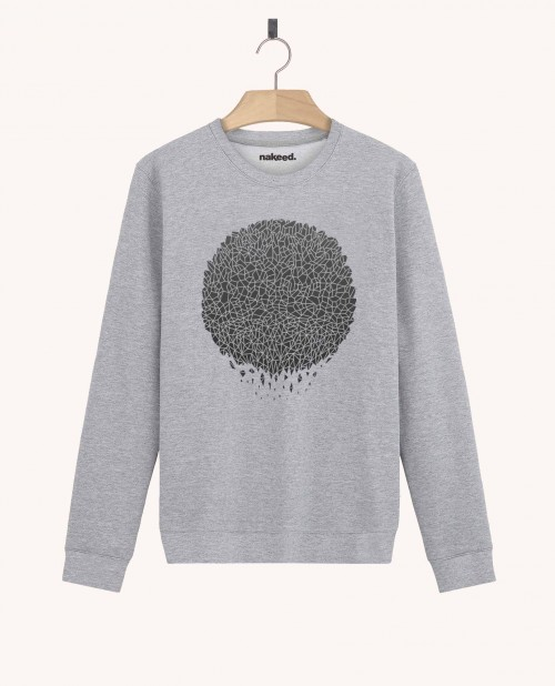 Sweatshirt Crystal Sphere