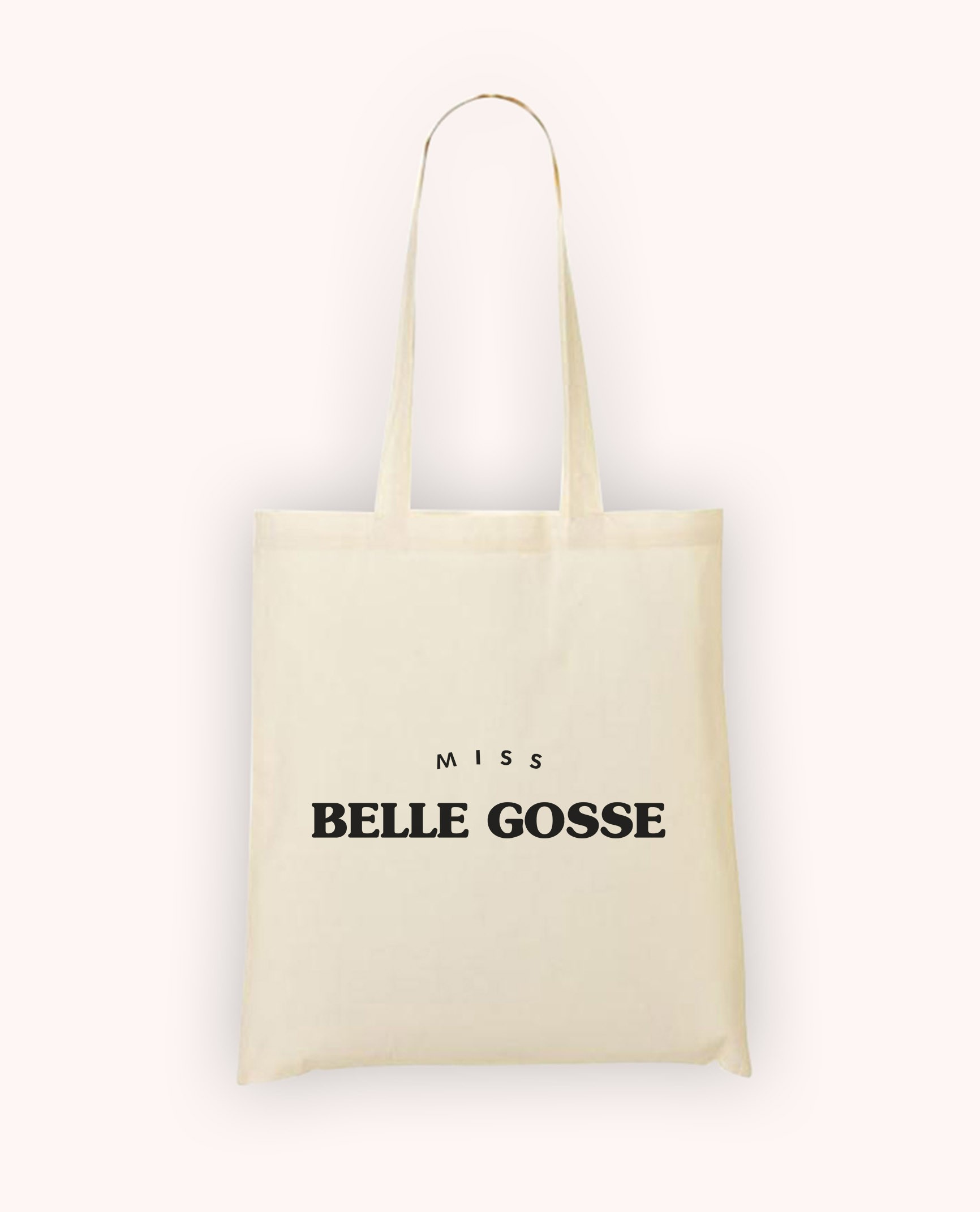 Totebag Miss Belle Gosse
