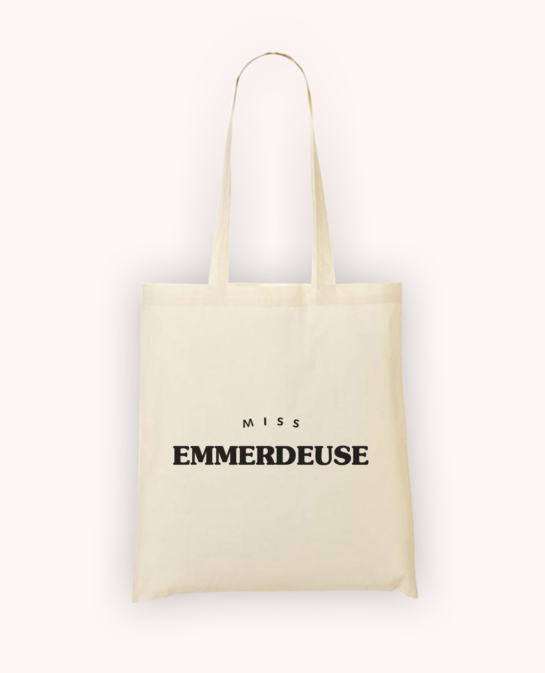 Totebag Miss Emmerdeuse