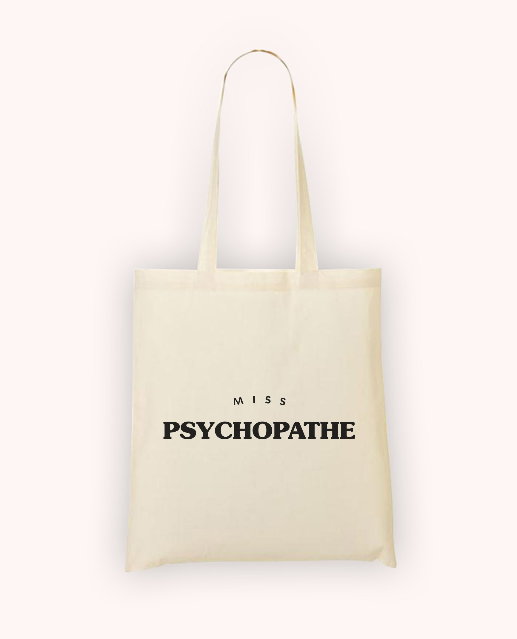 Totebag Miss Psychopathe