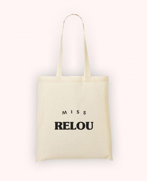 Totebag Miss Relou
