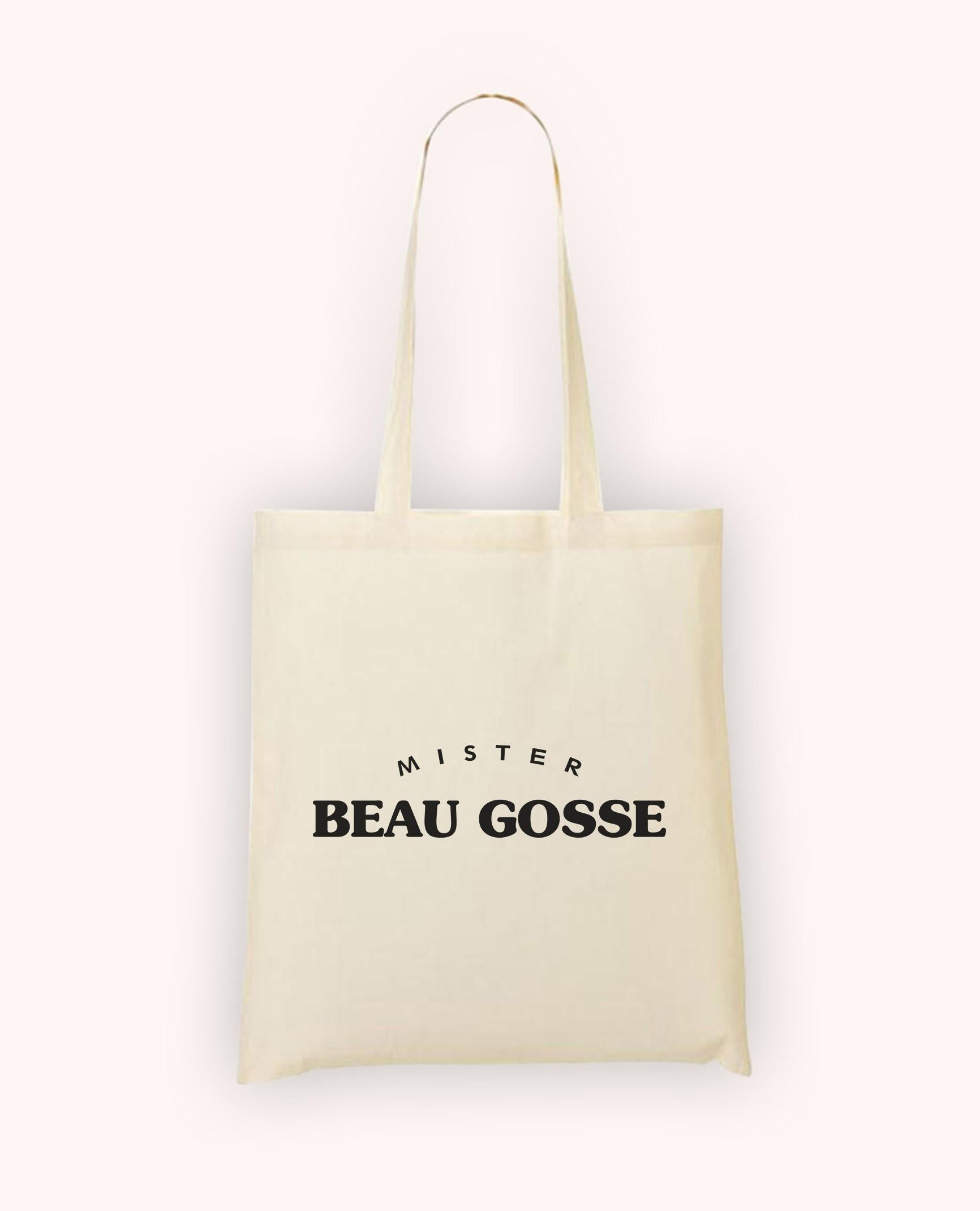 Totebag Mister Beau Gosse