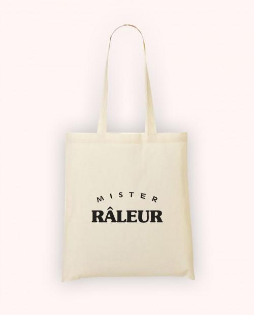 Totebag Mister Râleur