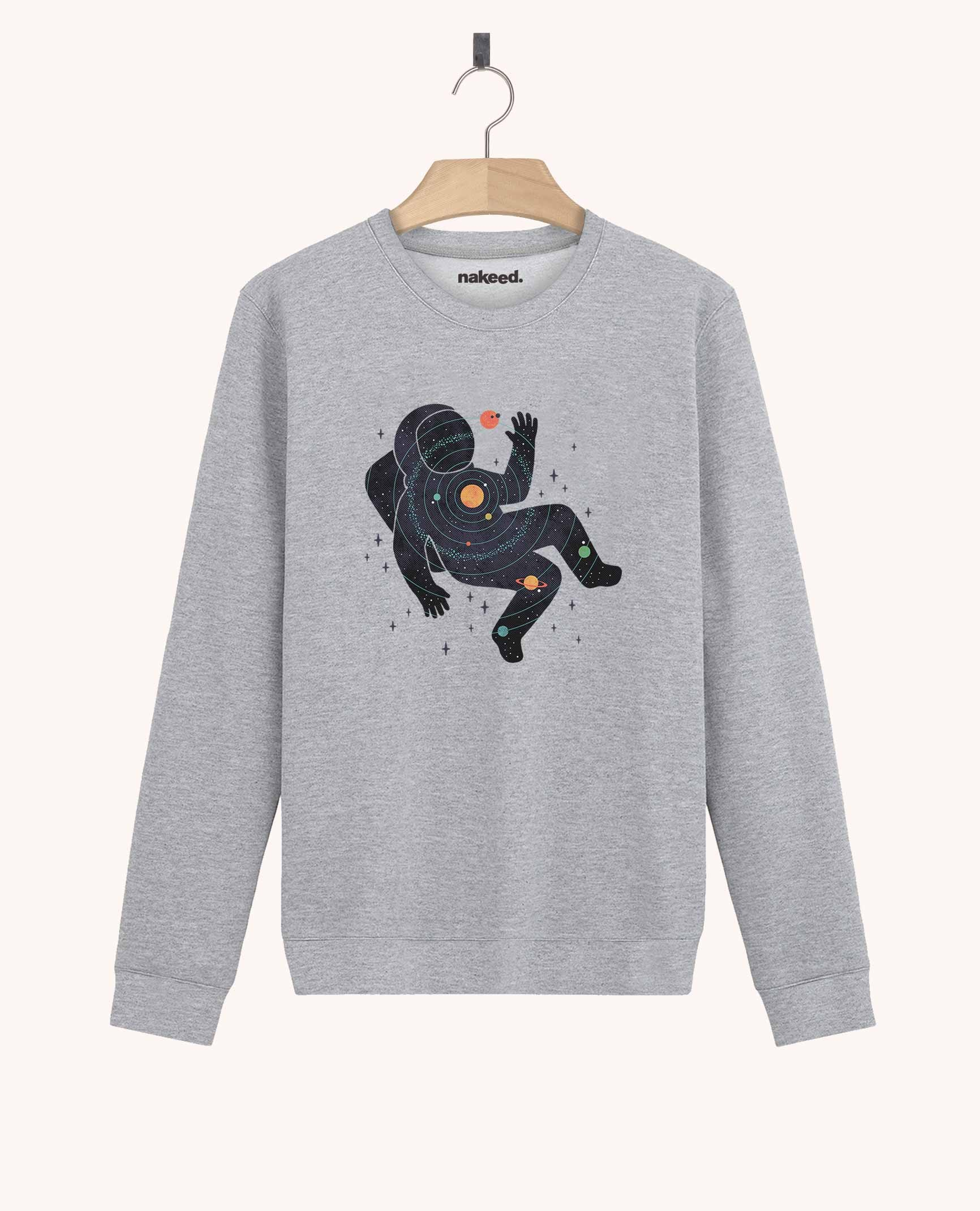 Sweatshirt Inner Space