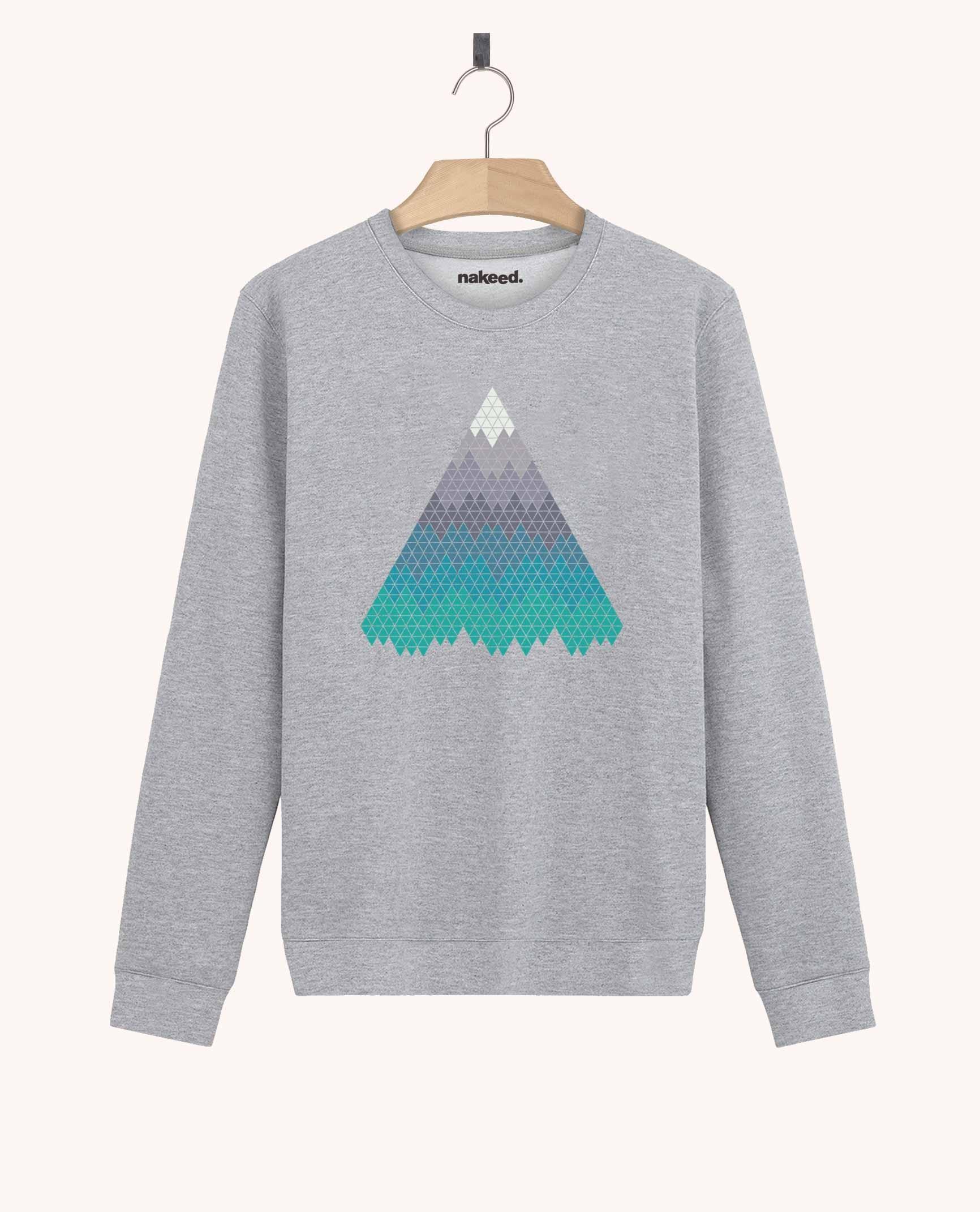 Sweatshirt Many Mountains