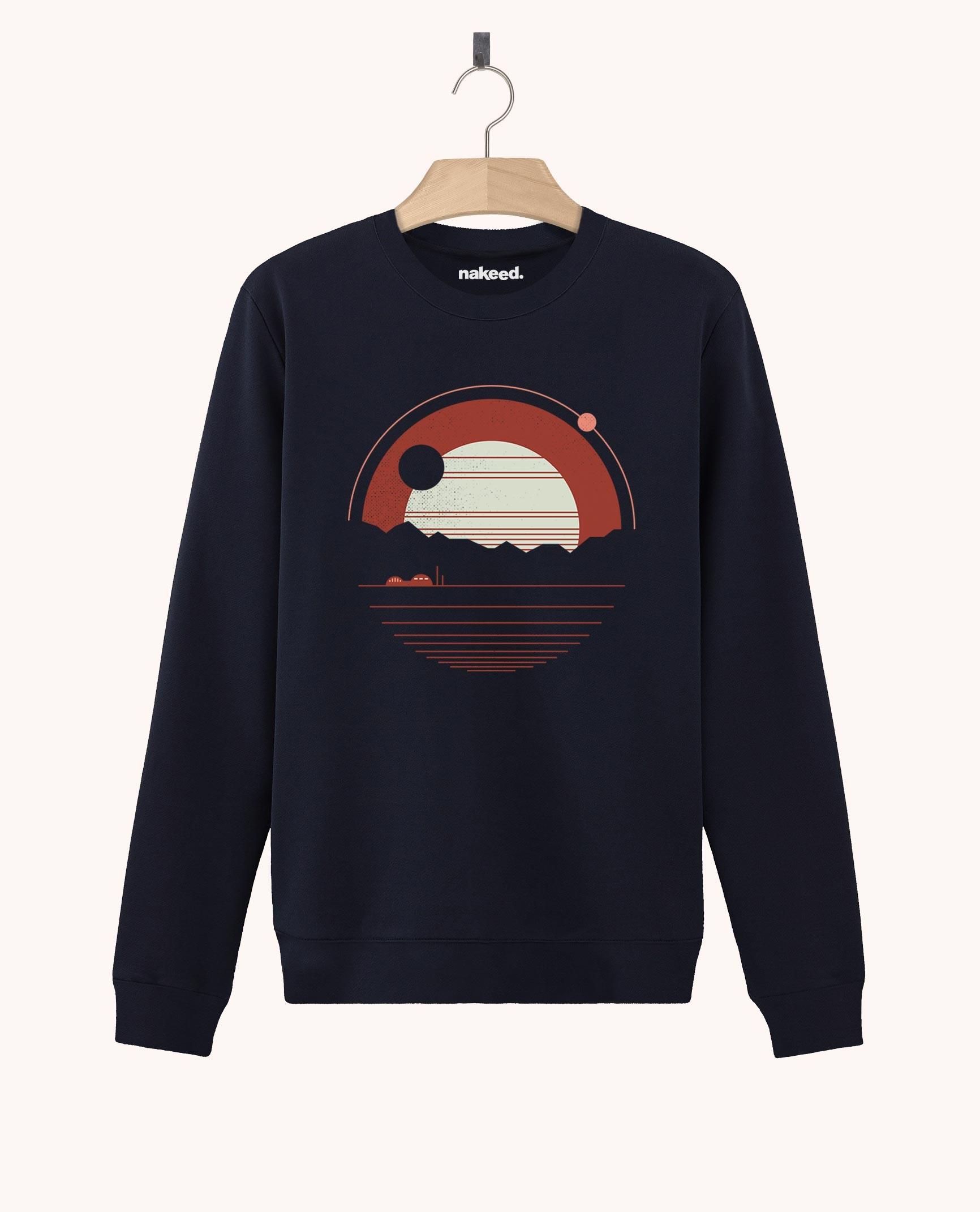 Sweatshirt Solitude
