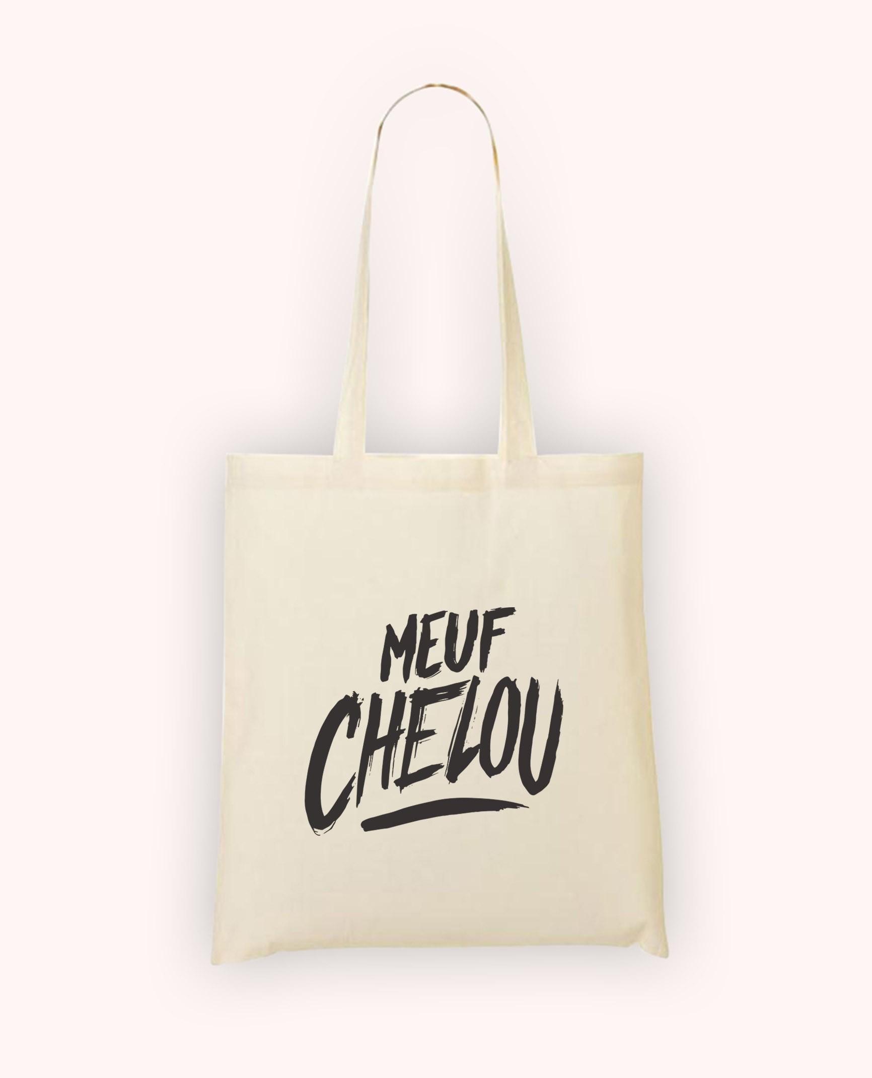 Totebag Meuf Chelou