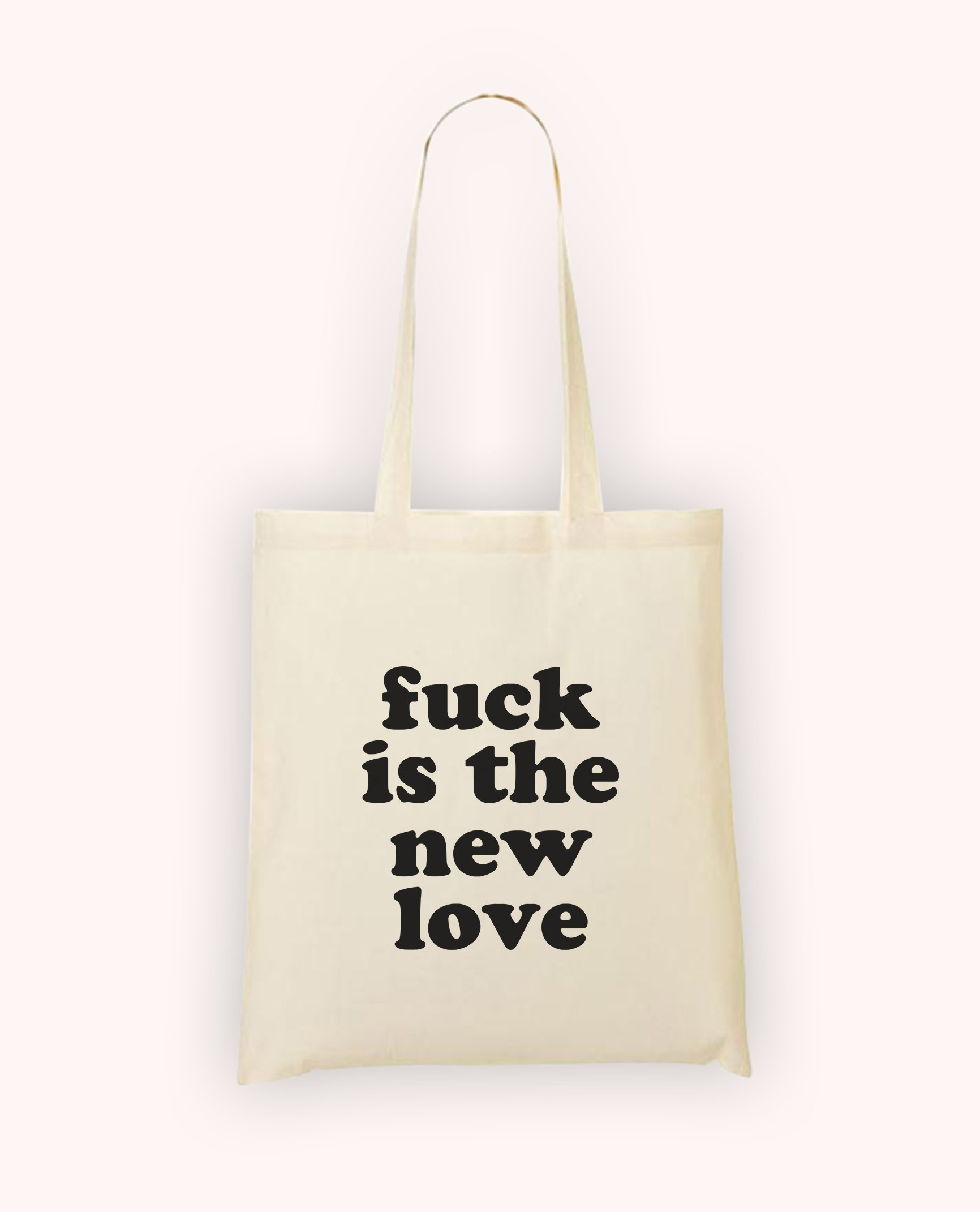 Totebag Fuck is the New Love