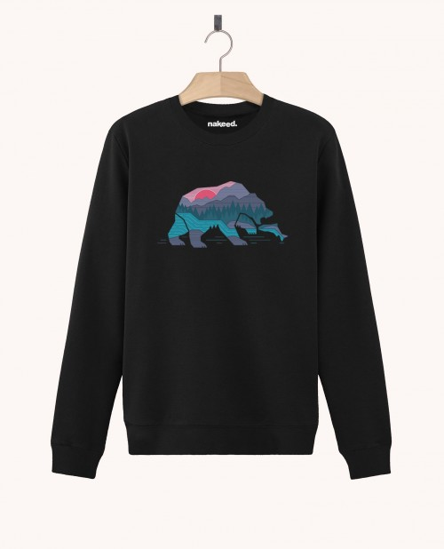 Sweatshirt Bear Country