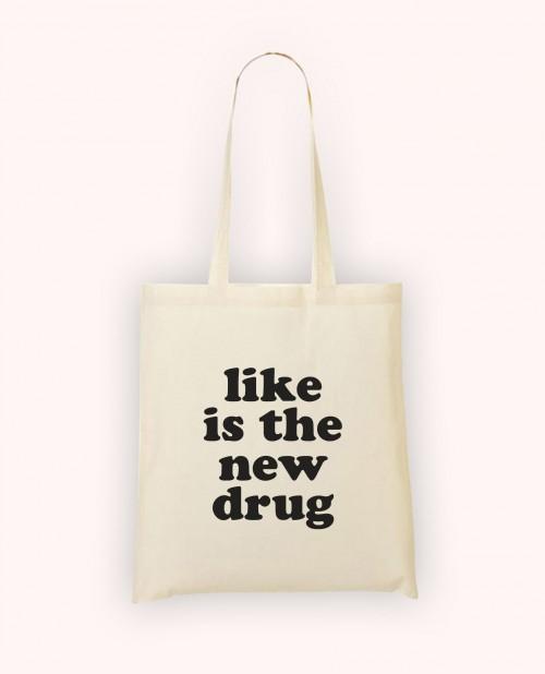 Totebag Like is the New Drug