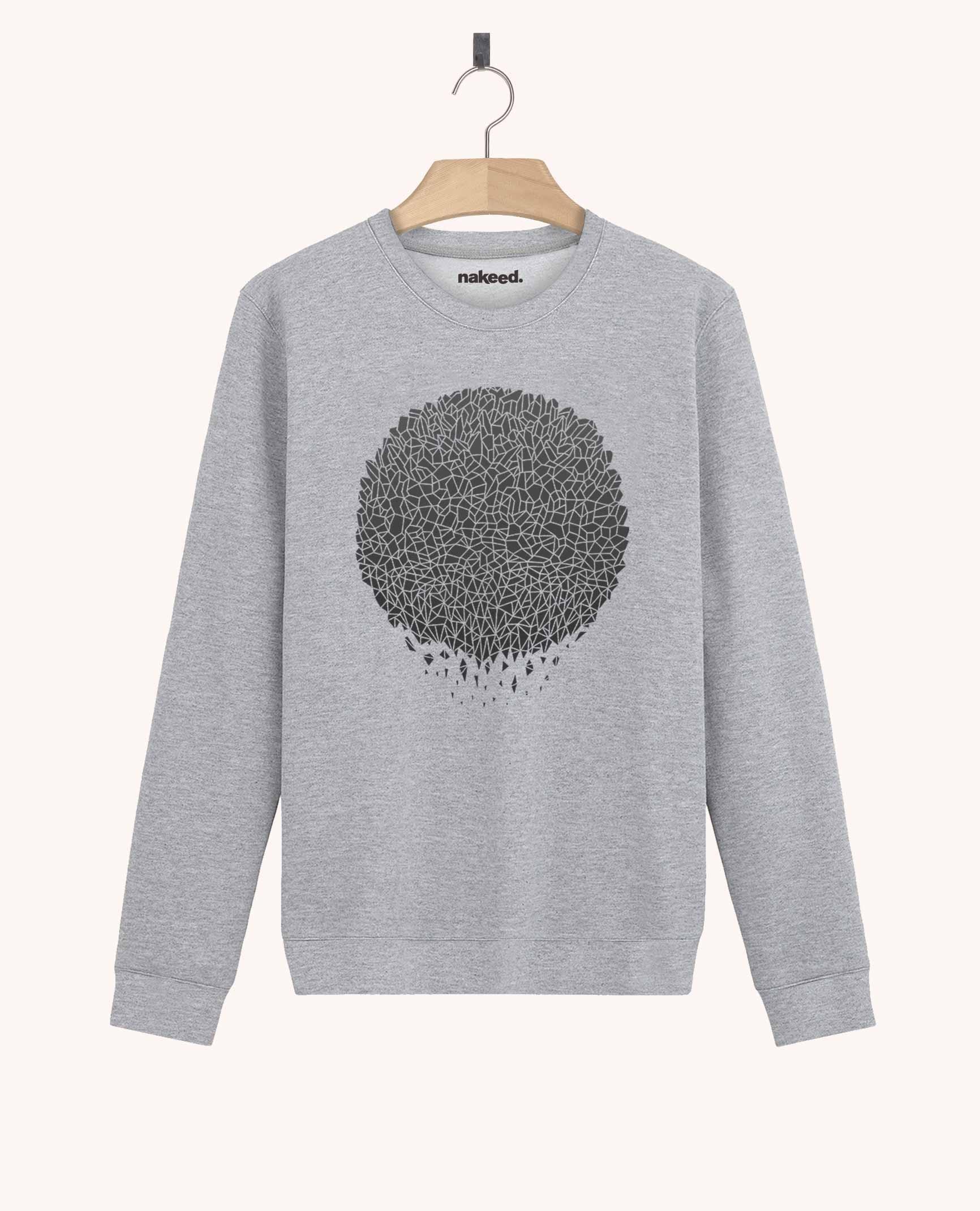 Sweatshirt Crystal Sphere