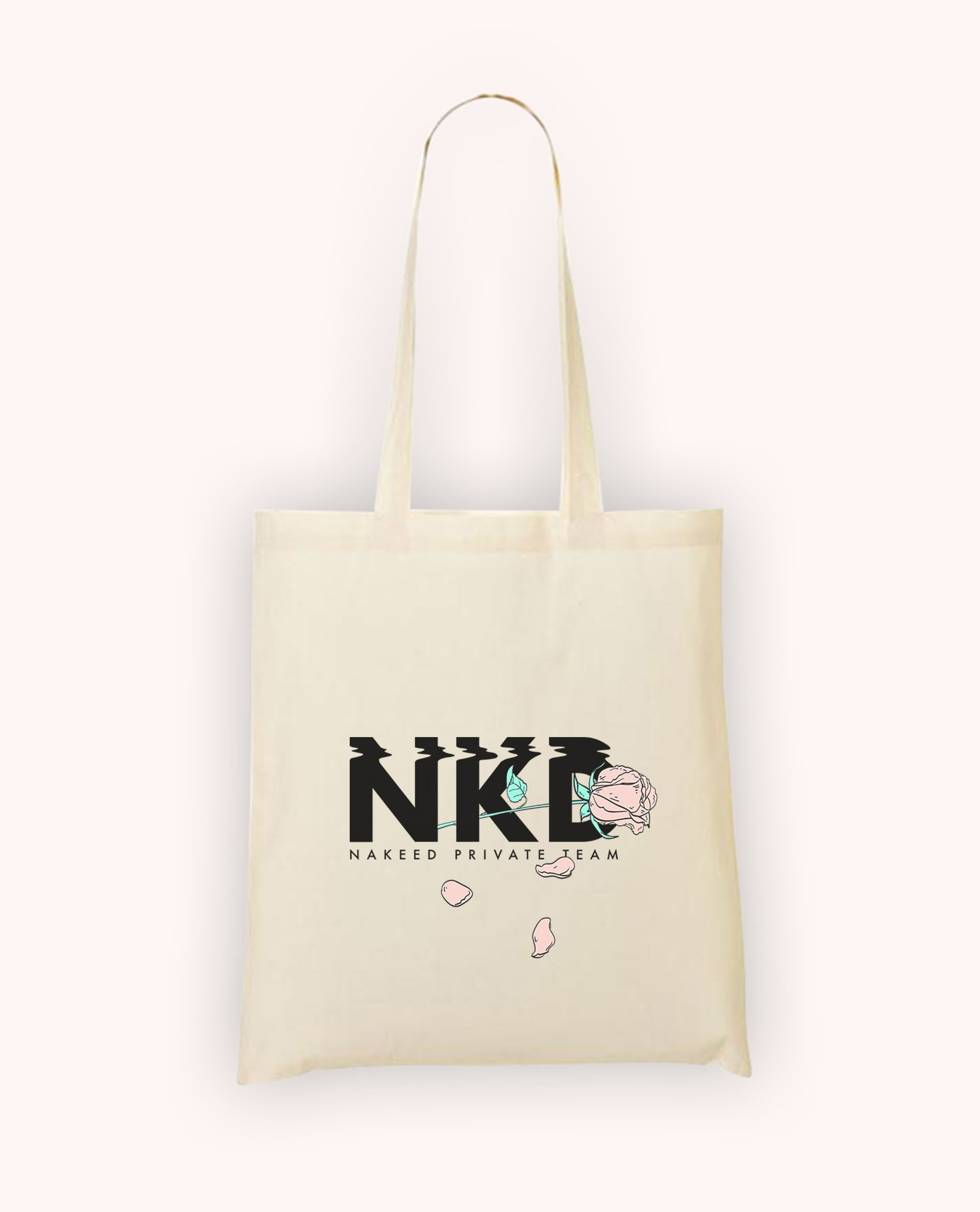 Totebag Nakeed Private Team