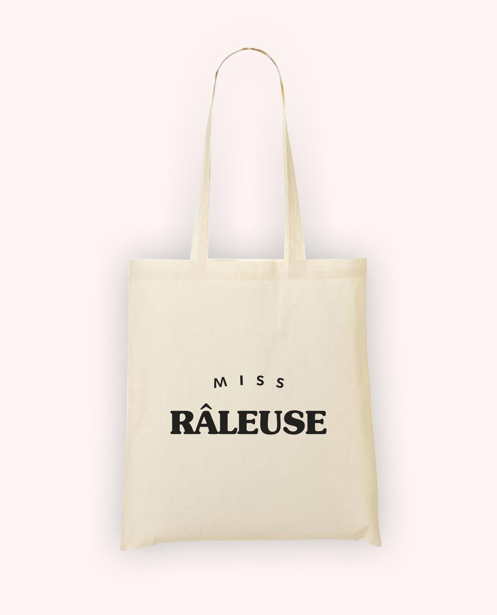 Totebag Miss Râleuse