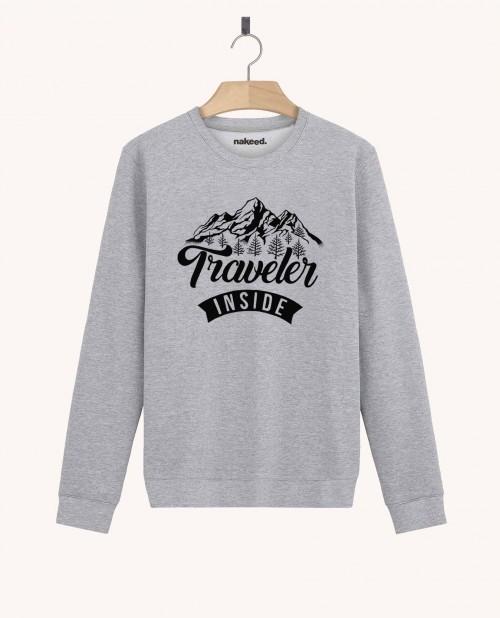 Sweatshirt Traveler