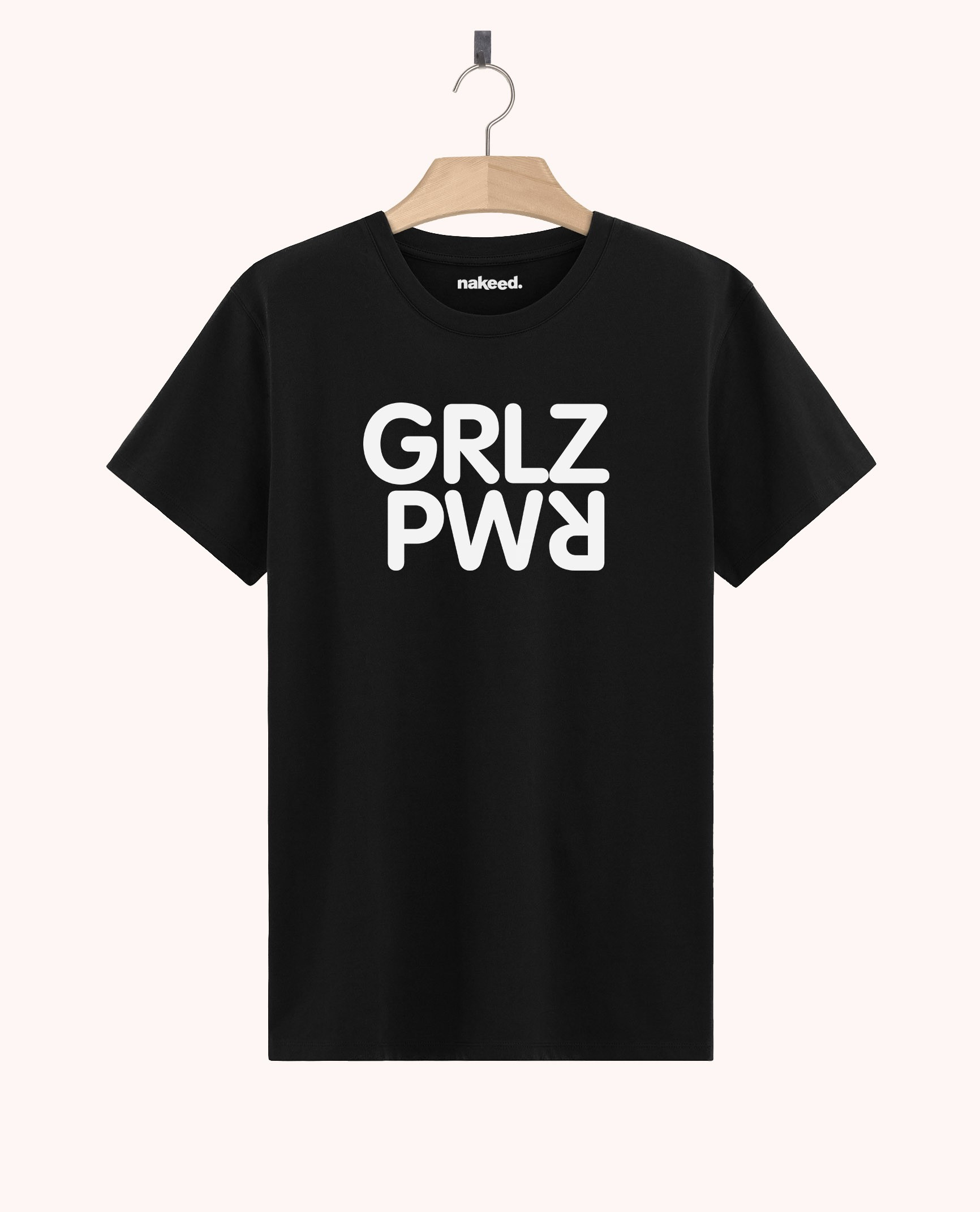 Teeshirt Girlz Power