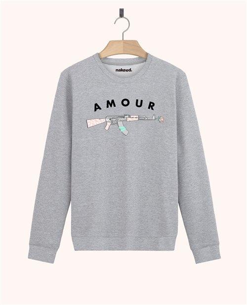 Sweatshirt Amour TEST 2 CLEMENTINE