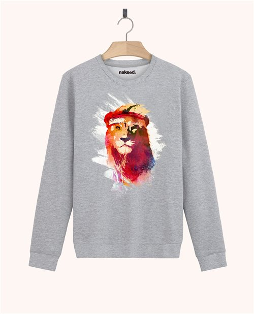 Sweatshirt Gym lion