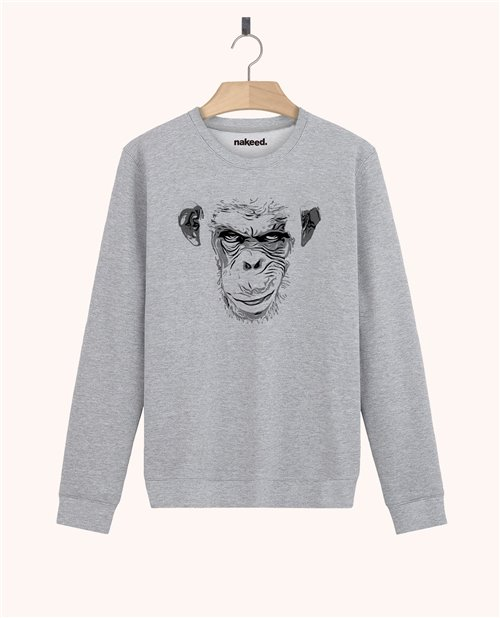 Sweatshirt Evil monkey