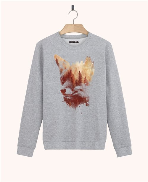 Sweatshirt Blind fox