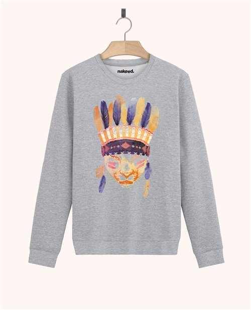 Sweatshirt Big chief
