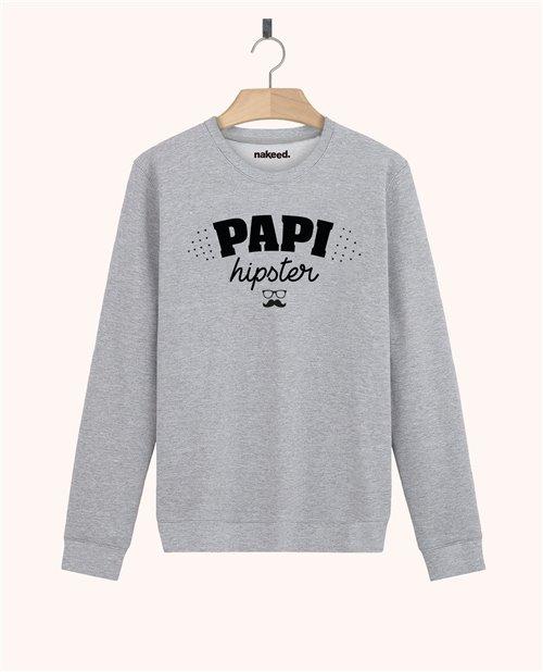 Sweatshirt Papi hipster