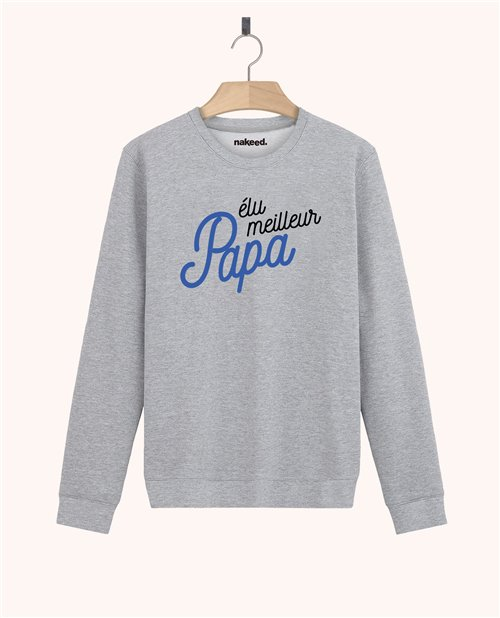 Sweatshirt Elu meilleur papa