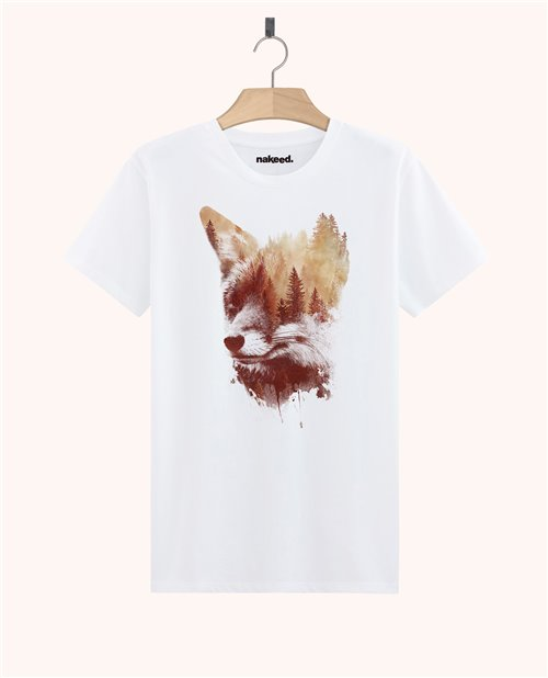 Teeshirt Blind fox