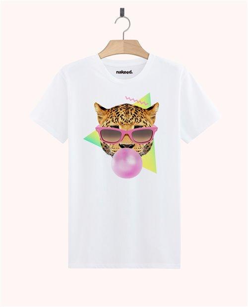 Teeshirt Bubble Gum Leo