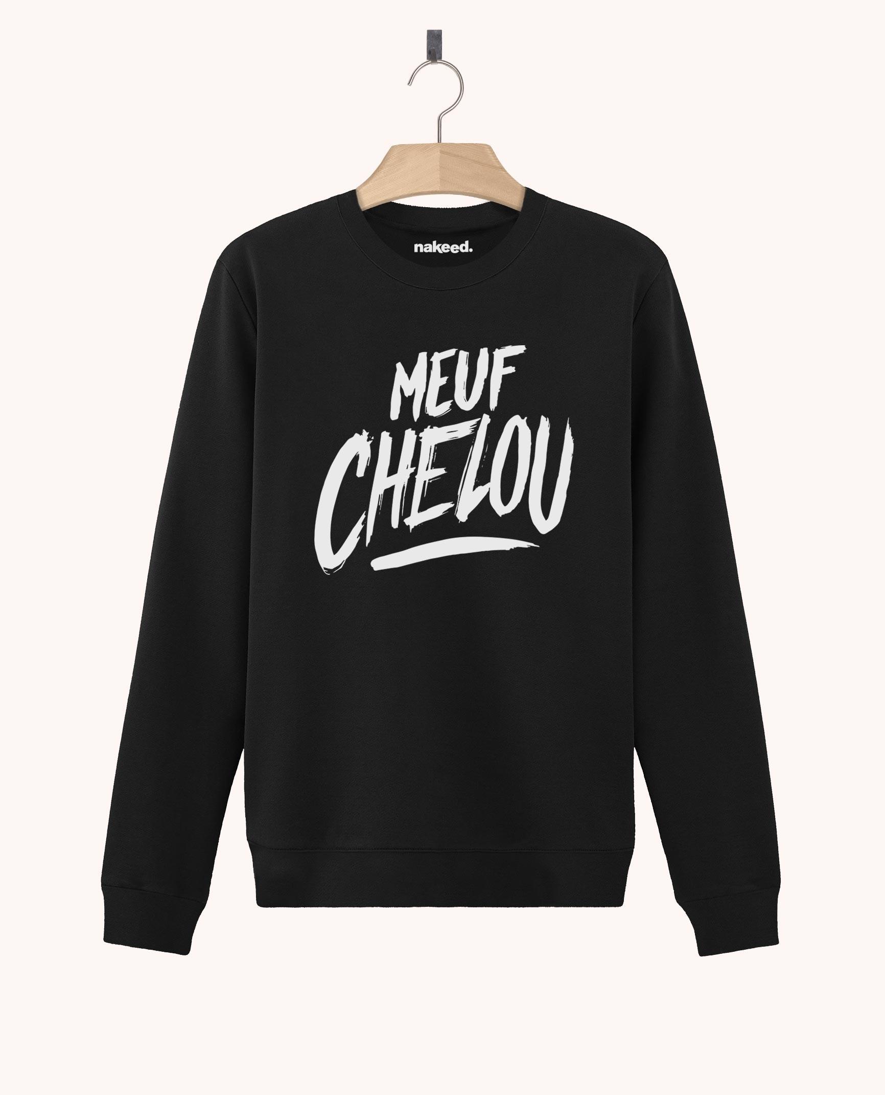 Sweatshirt Meuf Chelou