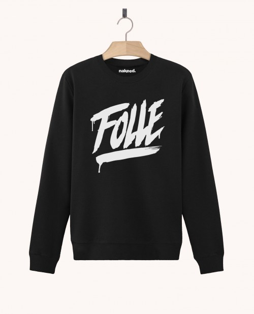 Sweatshirt Folle