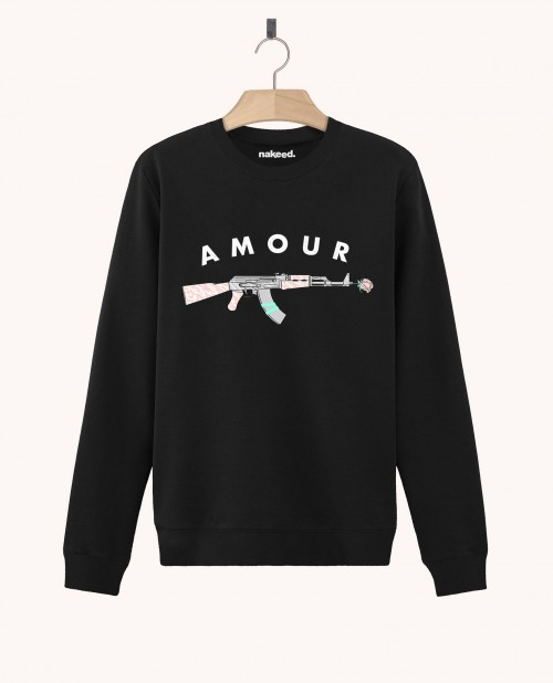 Sweatshirt Amour