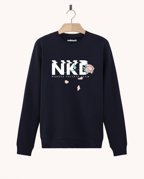 Sweatshirt Nakeed Private Team
