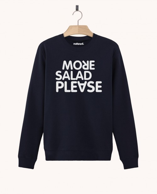 Sweatshirt More Salad Please