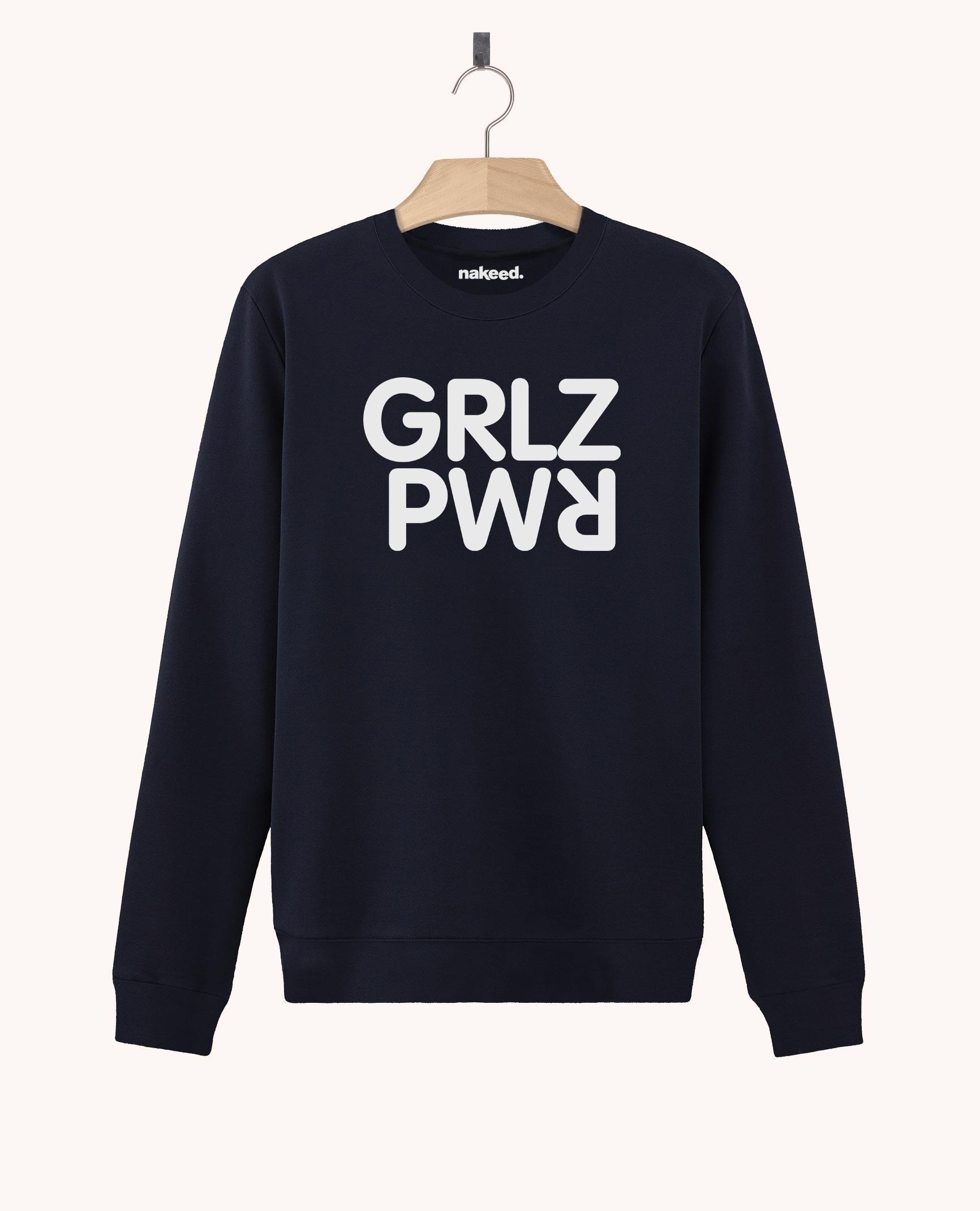 Sweatshirt Girlz Power