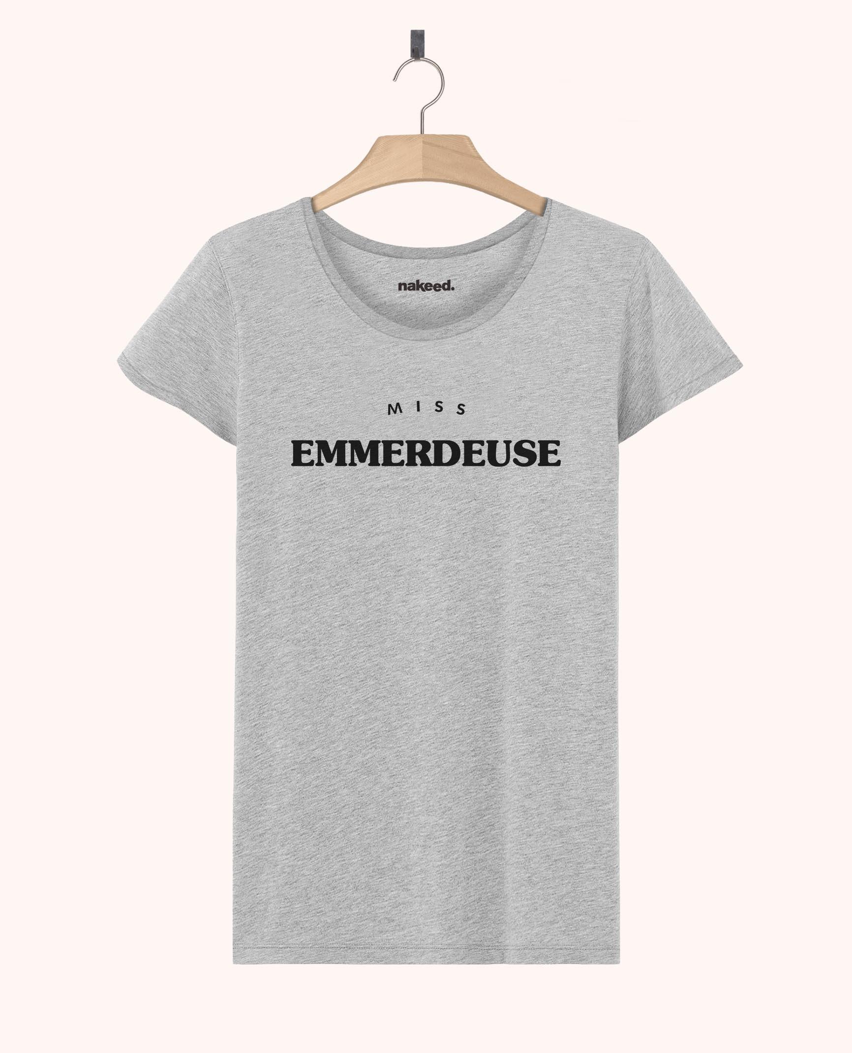 Teeshirt Miss Emmerdeuse