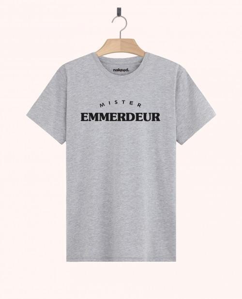 Teeshirt Mister Emmerdeur