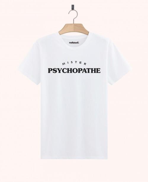 Teeshirt Mister Psychopathe