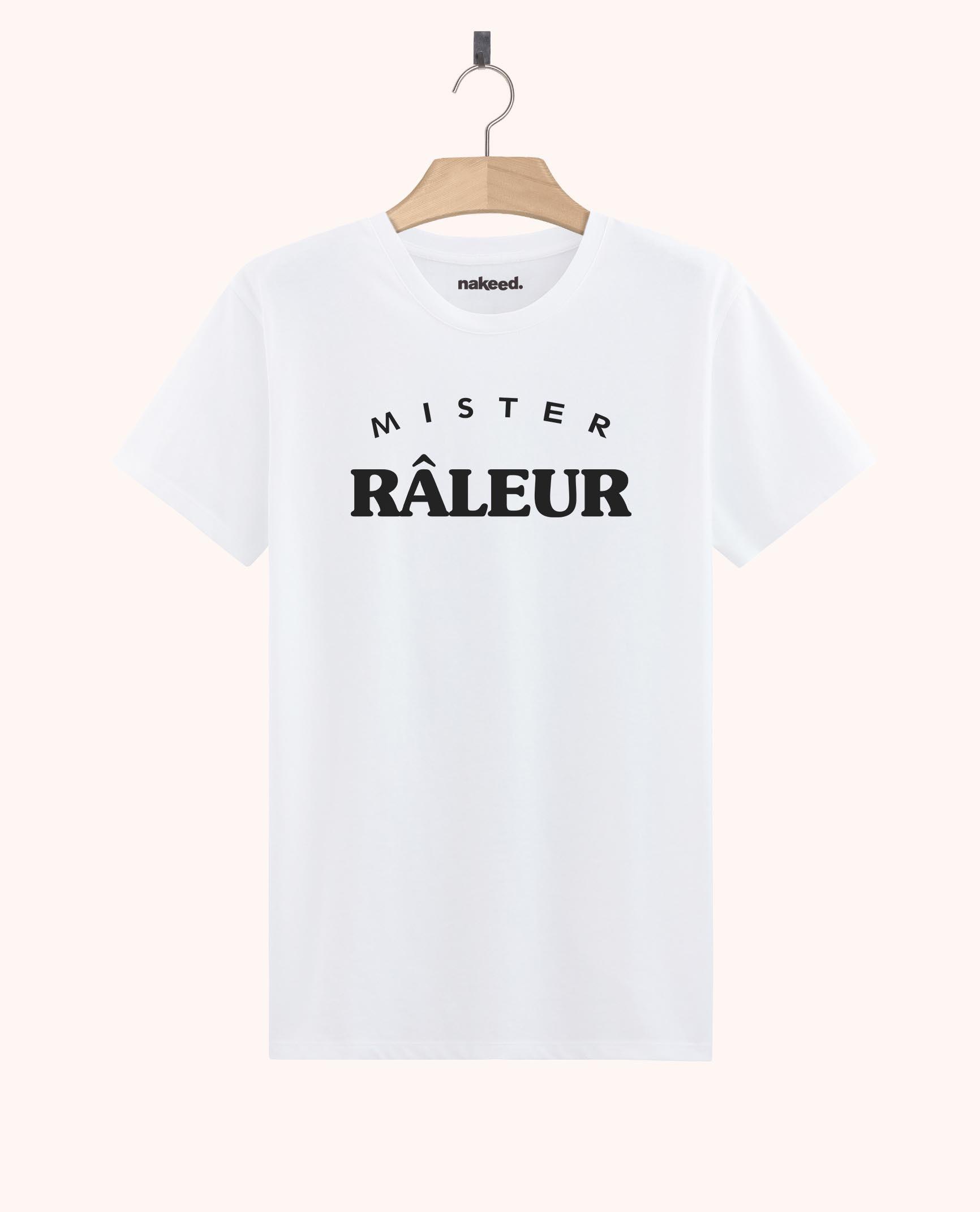 Teeshirt Mister Râleur