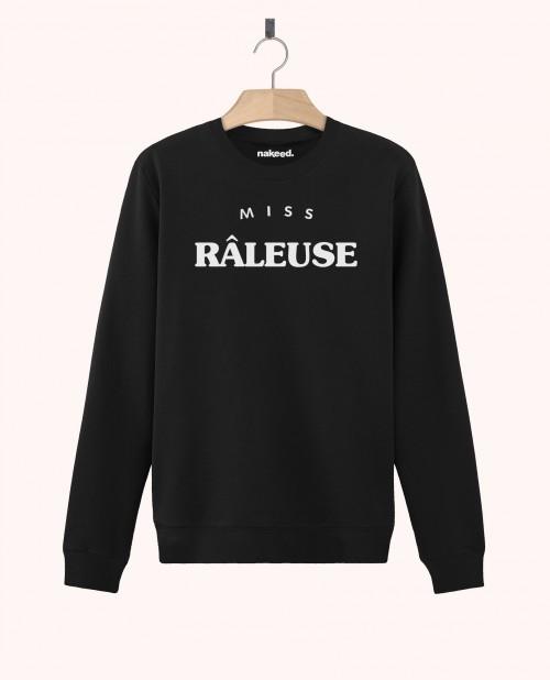 Sweatshirt Miss Râleuse