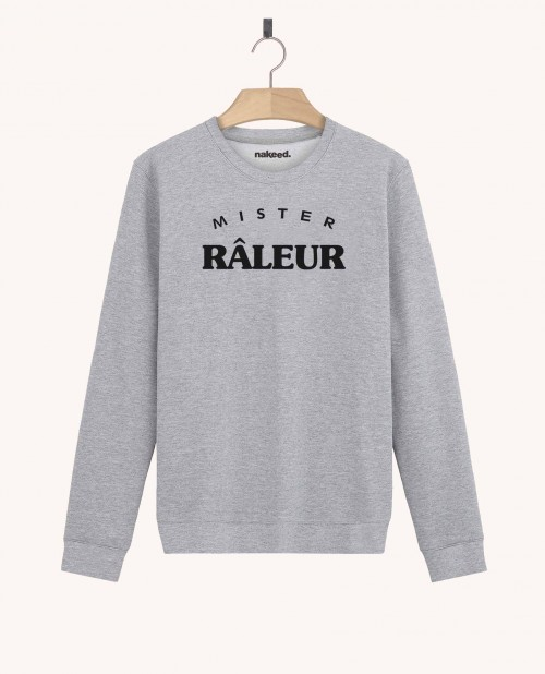 Sweatshirt Mister Râleur