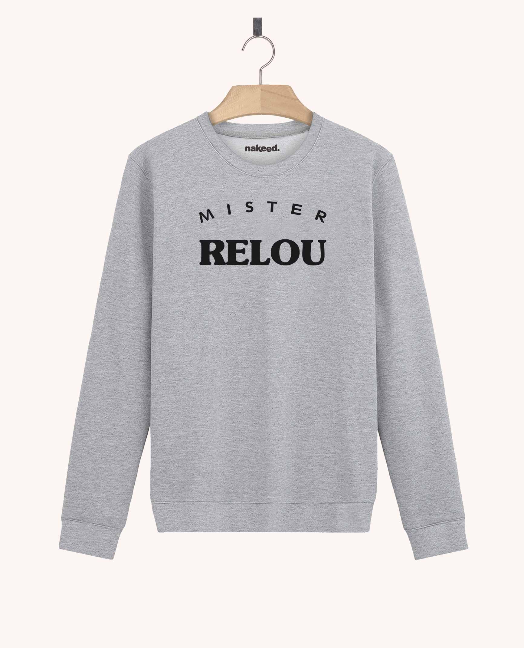 Sweatshirt Mister Relou