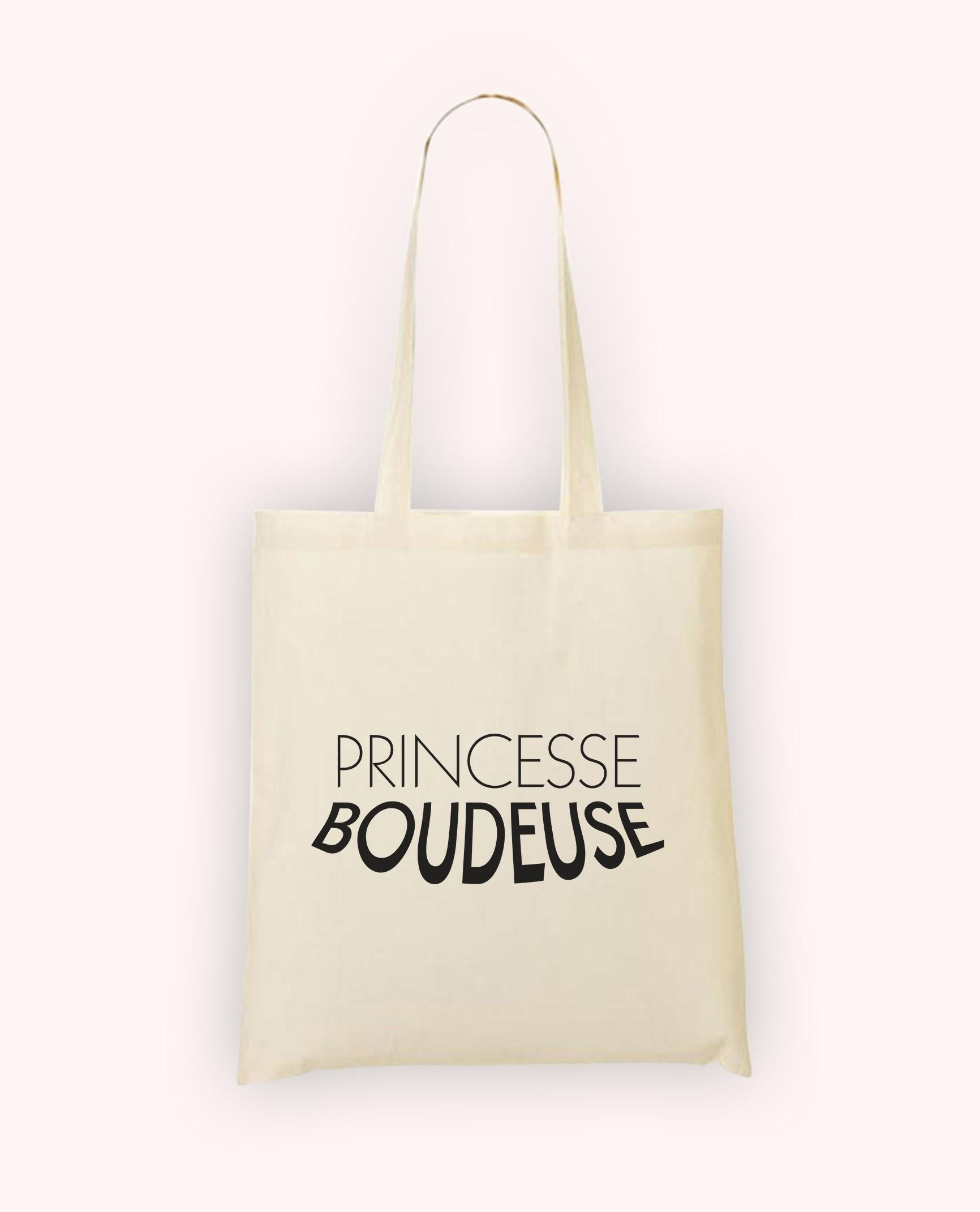 Totebag Princesse Boudeuse