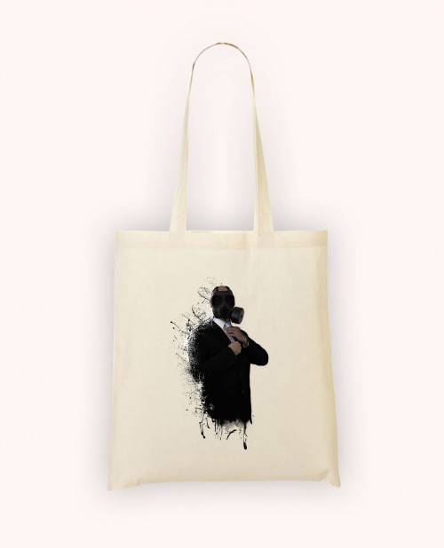 Totebag Dissolution of Man