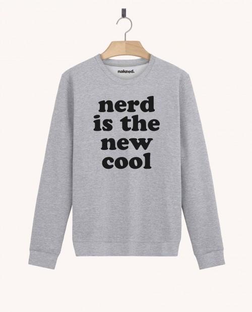 Sweatshirt Nerd is the New Cool