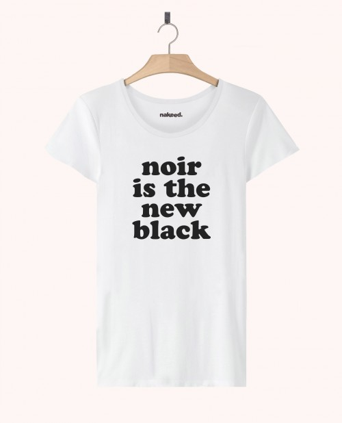 Teeshirt Noir is the New Black